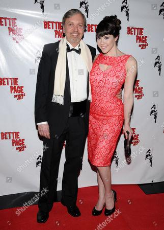 Editorial photo of 'Bettie Page Reveals All' documentary film World premiere, Viva Las Vegas Rockabilly Weekend, Orleans Hotel and Casino, Las Vegas, America - 06 Apr 2012