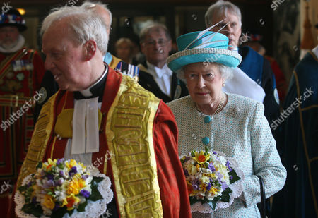 Editorial photo of Royal Maundy Service, York, Britain - 05 Apr 2012