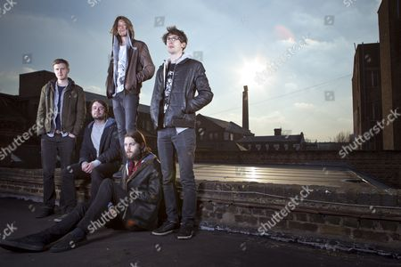 Editorial picture of Dry The River - 07 Feb 2012