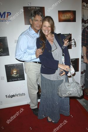 Eric Roberts and wife Eliza Roberts