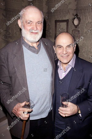 Editorial photo of 'Long Day's Journey Into Night' play press night after-party, London, Britain - 10 Apr 2012