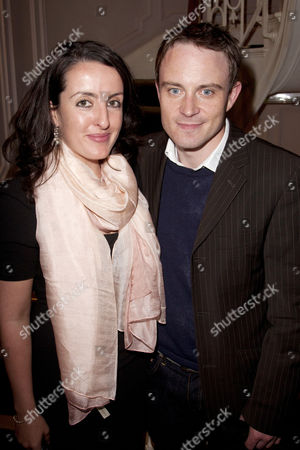 Emma Brunjes and James Grieve