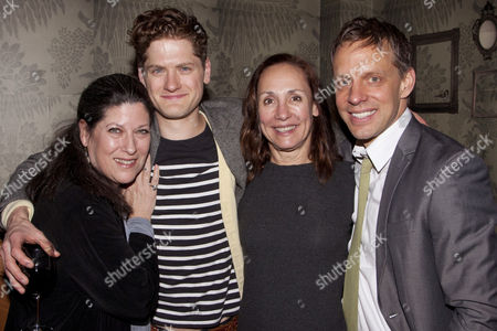 Kim Poster, Kyle Soller, Laurie Metcalf and Trevor White