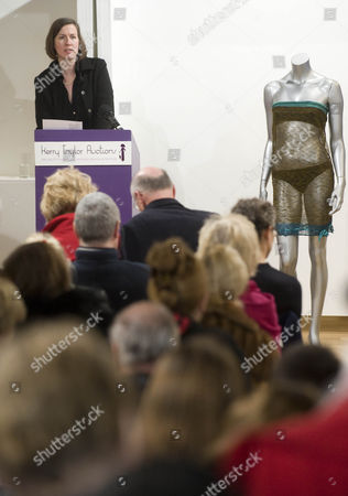 Kerry Taylor Auctions Selling The Charlotte Todd Dress Which Kate Middleton Modelled In 2000.