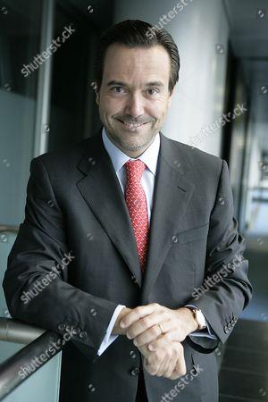 Antonio Horta-osorio Ceo Of Abbey Bank.