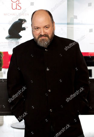 Stock Picture of Dave McKean