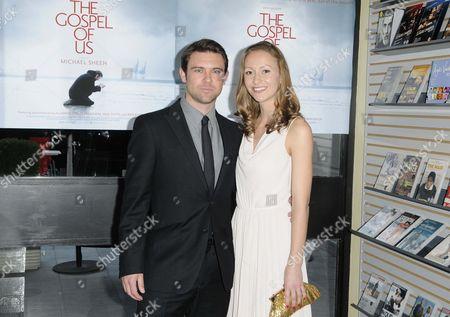 Owen Sheers and Katherine Jones