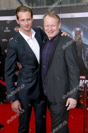 Editorial picture of 'The Avengers' film premiere, Los Angeles, America - 11 Apr 2012