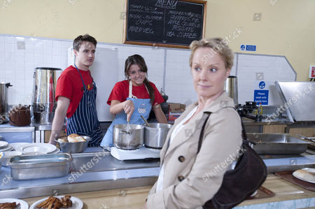 Editorial picture of 'Coronation Street' TV Programme. - 2011