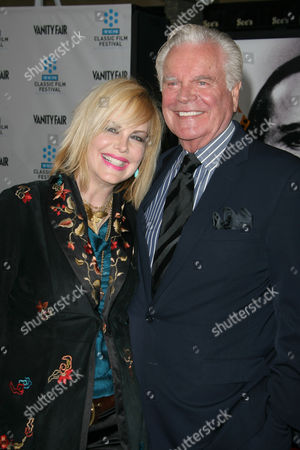 Katie Wagner Carrilho and Robert Wagner
