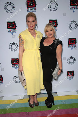 Editorial picture of The Paley Center Celebrate Opening of Television: Out of the Box, Los Angeles, America - 12 Apr 2012