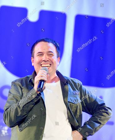 Stock Picture of Rob Broderick of Abandoman
