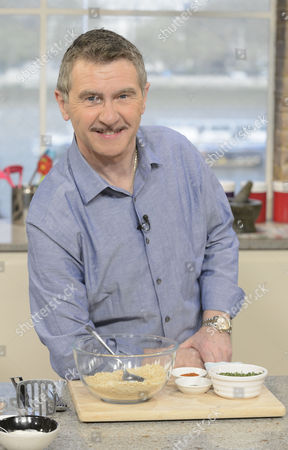 Editorial picture of 'This Morning' TV Programme, London, Britain - 13 Apr 2012