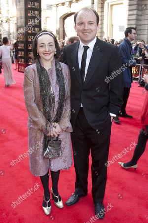 Pandora Colin and Rory Kinnear