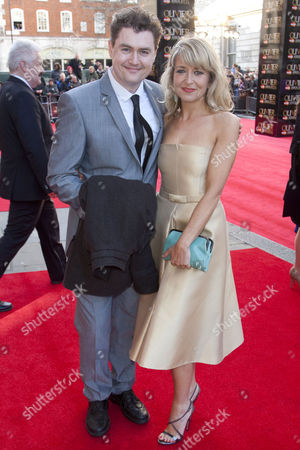 Editorial image of Olivier Awards, London, Britain - 15 Apr 2012