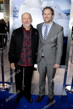 Editorial image of 'To The Arctic' film premiere, Los Angeles, America - 15 Apr 2012