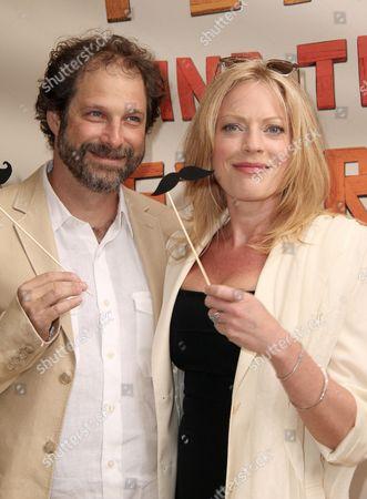 Stock Image of Kurt Deutsch and Sherie Rene Scott
