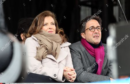 Valerie Trierweiler and Aquilino Morelle