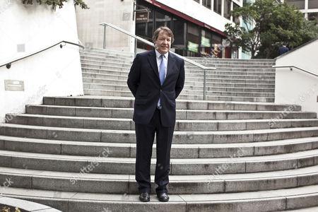 Roger Gifford, UK Country Manager of SEB (Skandinaviska Enskilda Bank)