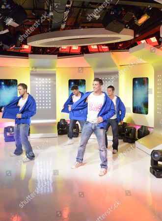 Editorial photo of 'This Morning' TV Programme, London, Britain - 16 Apr 2012