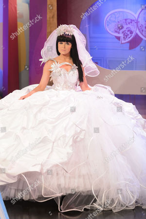 Thelma Madine wedding dress