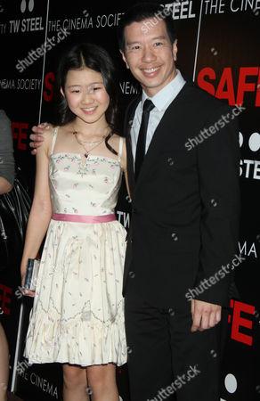Catherine Chan, Reggie Lee