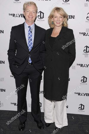 Editorial photo of 'The Raven' film screening, New York, America - 16 Apr 2012