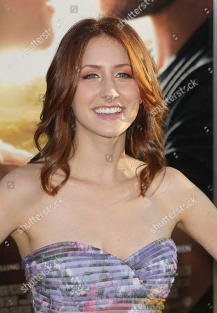 Editorial image of 'The Lucky One' film premiere, Los Angeles, America - 16 Apr 2012
