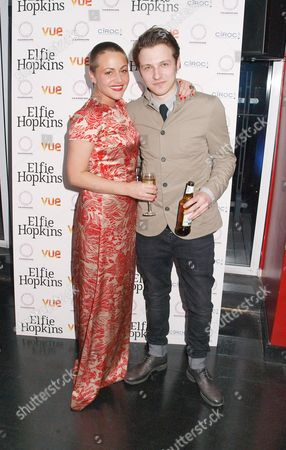 Jaime Winstone and Will Payne