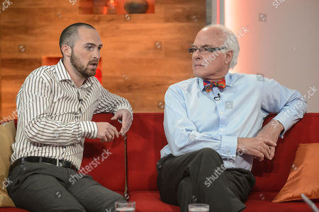 Stock Picture of Mitchell Cole and Bill McKenna