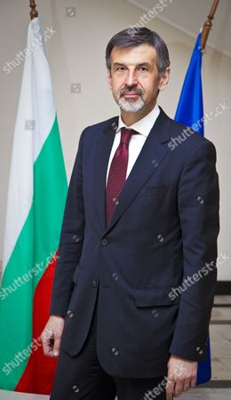 Bulgarian Ambassador, Konstantin Dimitrov