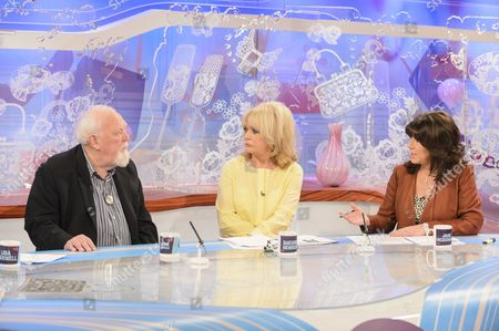 Joss Ackland, Sherrie Hewson and Jane McDonald
