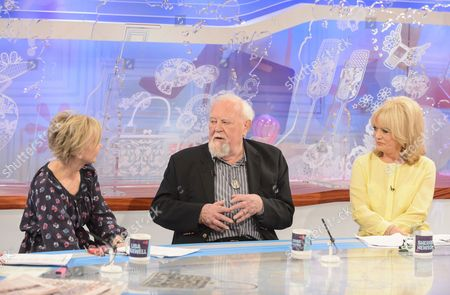 Lisa Maxwell, Joss Ackland and Sherrie Hewson