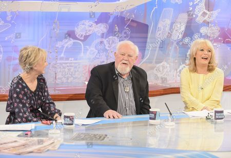 Stock Photo of Lisa Maxwell, Joss Ackland and Sherrie Hewson