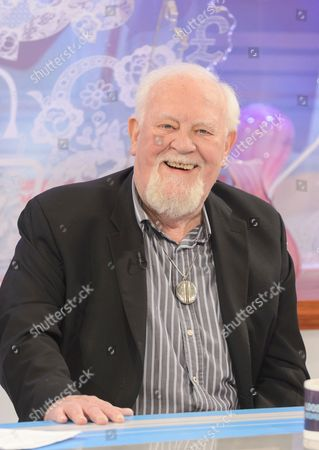 Editorial picture of 'Loose Women' TV Programme, London, Britain - 17 Apr 2012