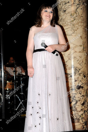 Editorial image of Jonathan Shalit's 50th birthday party, V&A, London, Britain - 17 Apr 2012
