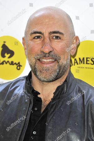Editorial picture of Irvine Welsh's 'Ecstasy' film premiere, London, Britain - 17 Apr 2012