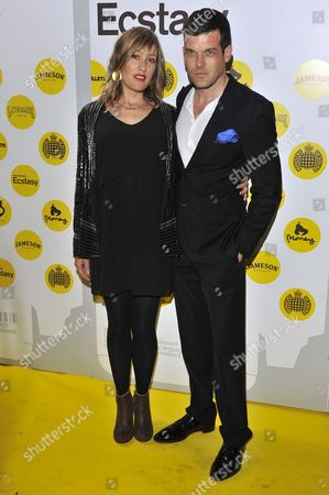 Adam Sinclair and wife Michelle Kath