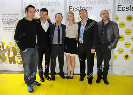 Rob Heydon, Adam Sinclair, Billy Boyd, Olivia Andrup and Carlo Rota