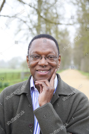 Stock Picture of Financial guru Alvin Hall