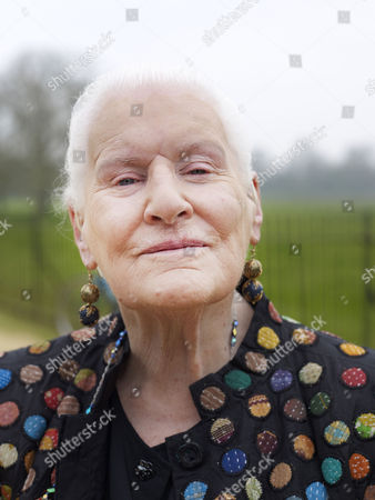 Stock Picture of Diana Athill