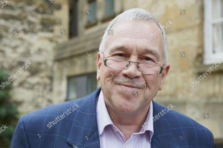 Stock Picture of Simon Brett