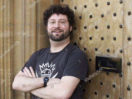 Stock Image of Andy Stanton