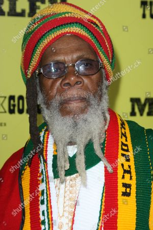 Stock Photo of Ras Michael
