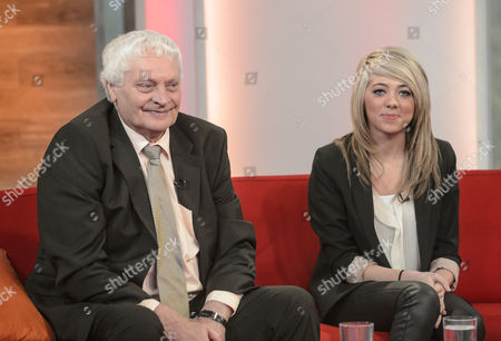 Editorial photo of 'Daybreak' TV Programme, London, Britain - 18 Apr 2012