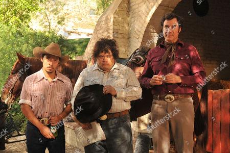 Casa De Mi Padre - Efren Ramirez, Adrian Martinez and Will Ferrell