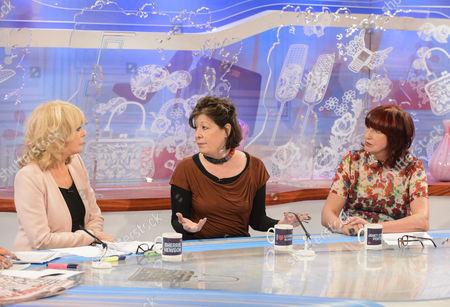 Sherrie Hewson, Roberta Taylor and Janet Street-Porter