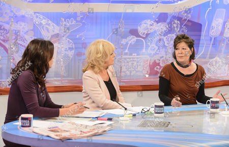 Andrea McLean, Sherrie Hewson and Roberta Taylor