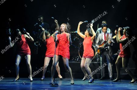 Editorial photo of 'Soul Sister' musical inspired by the lives of Ike and Tina Turner, Hackney Empire, London, Britain - 18 Apr 2012