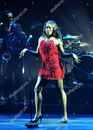 Editorial picture of 'Soul Sister' musical inspired by the lives of Ike and Tina Turner, Hackney Empire, London, Britain - 18 Apr 2012